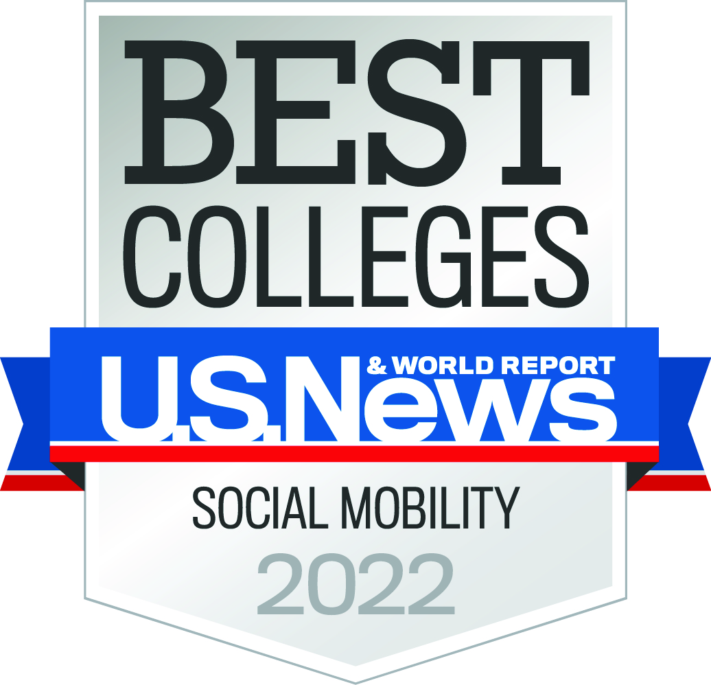 U.S. News and World Report 2022 Top Performers on Social Mobility