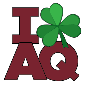 AQ Irish Primary Logo Vertical