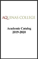 Cove of Academic Catalog 2019-2020