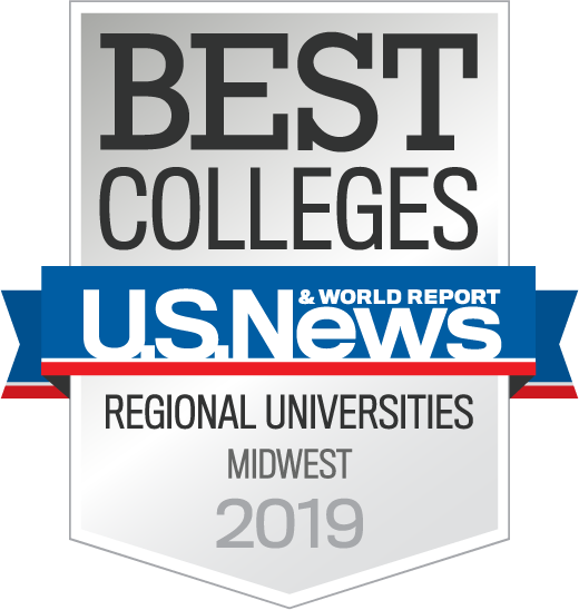 """Best Colleges U.S. News & World Reprot Region Universities Midwest 2019"""