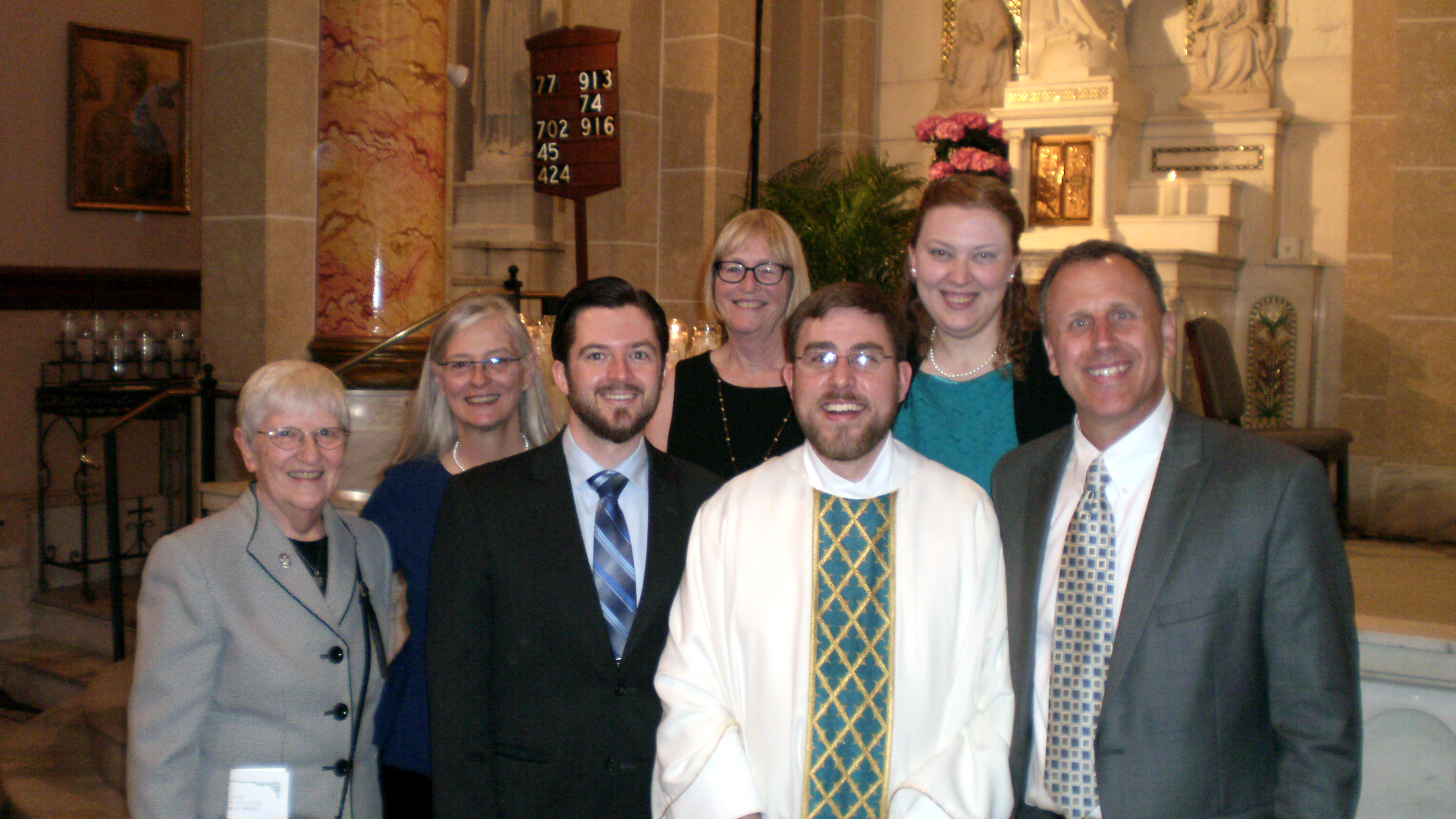 Ordination of Trares