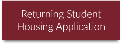 """Returning Student Housing Application"" red button"