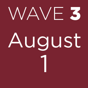 Wave 3 August 1