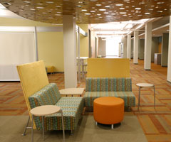 Furniture in the Academic Building