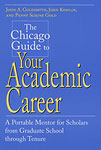 """The Chicago Guide to Your Academic Career"" book cover"