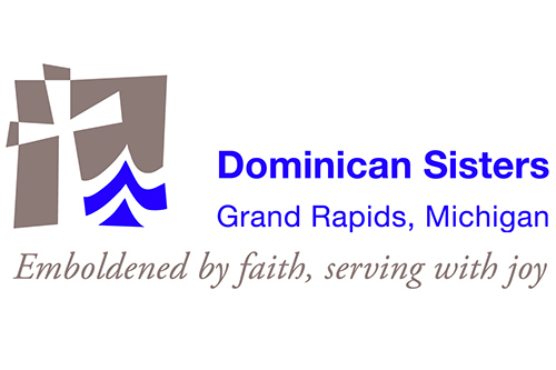 """Dominican Sisters"" logo"