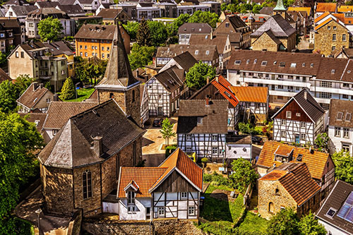 town in Germany
