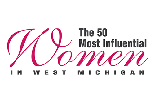"""Influential women of west michigan"""