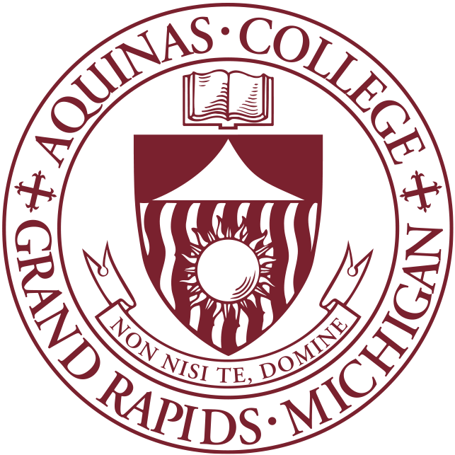 Aquinas College Seal