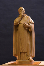 Saint Thomas Aquinas Sculpture