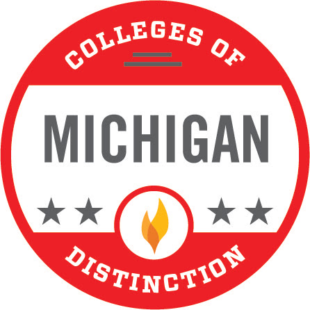 Michigan College of distinction